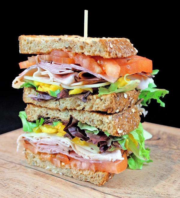 caffuccino -sandwich deluxe