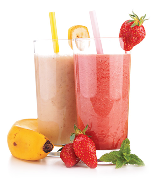 caffuccino smoothies