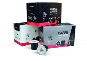 Boîtes de capsules de café - Caffuccino