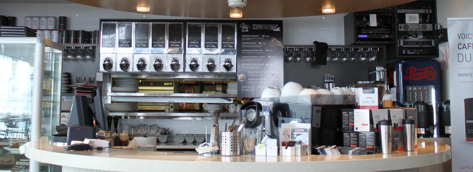 Caffuccino Bistro Granby - Bar Espresso