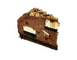 Dessert du Caffuccino - Sublime chocolat fromage