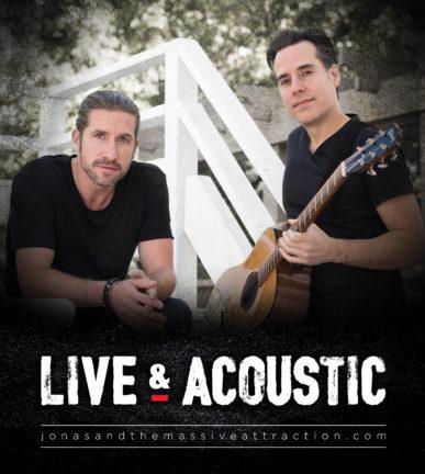 Caffuccino - Artiste en spectacle - Jonas et Corey Diablo
