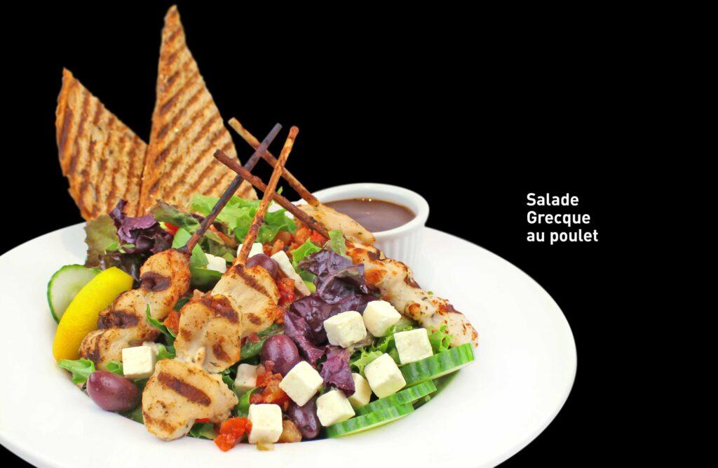 SaladeGrecqueSataysPoulet